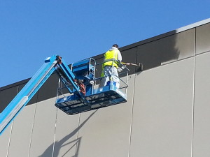 Commercial Painting by the Pros