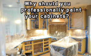 professional-paint-cabinets