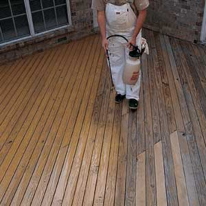 Deck Staining Primer Cleaning Great Expectations Painting