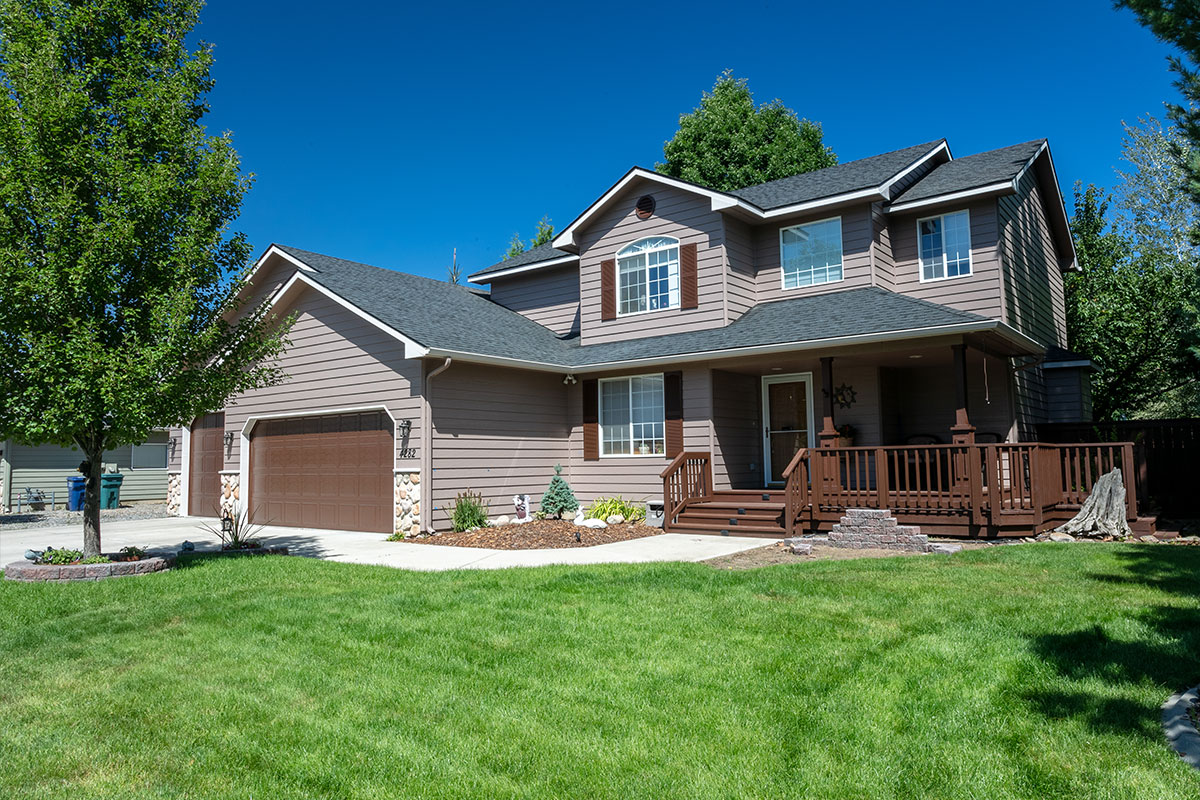 New residential house in Coeur d'Alene's Local Choic