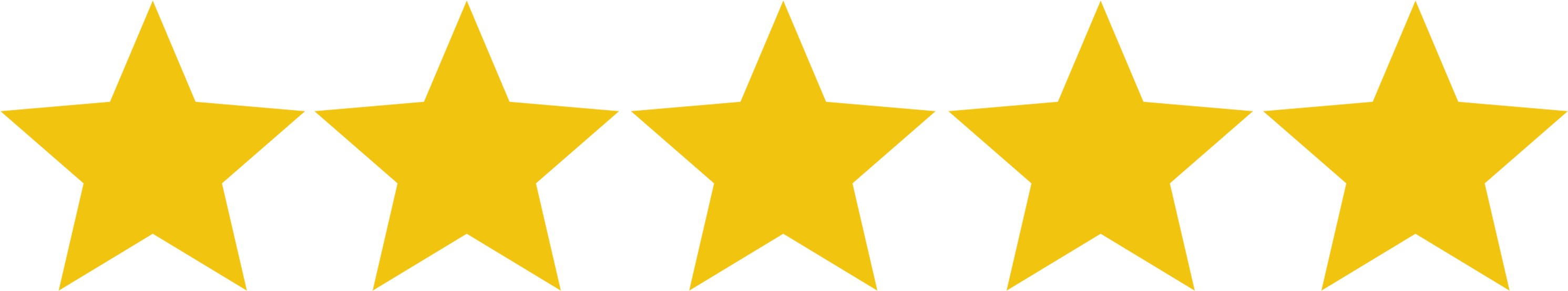 five stars review
